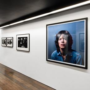 Jean-Marie Perier à la Polka galerie