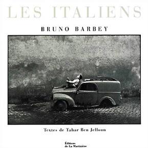 Les Italiens • Bruno Barbey