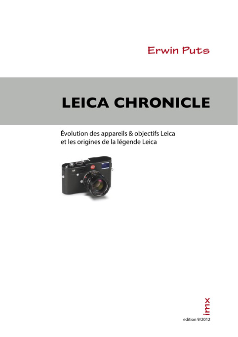 Erwin Puts • The Leica Chronicle [VF]