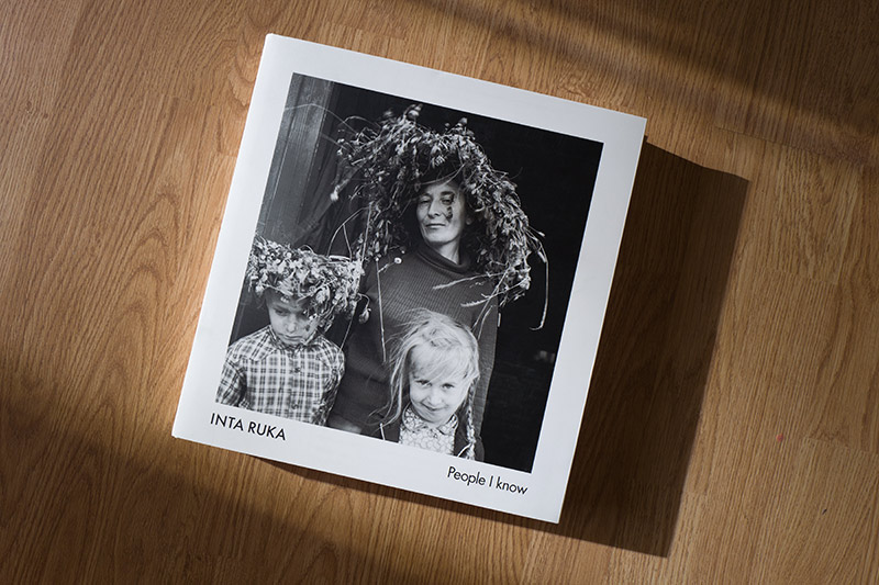 Inta Ruka • People I Know