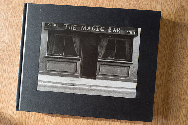 The Magic Bar • Kenneth Gustavsson