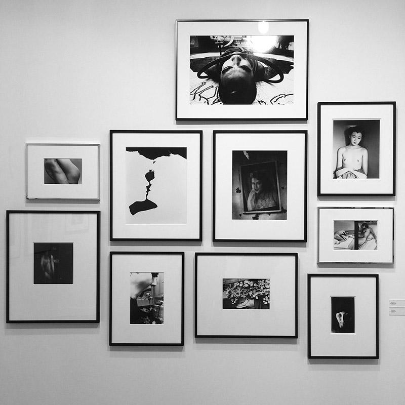 Taka Ishii Gallery © Eikoh Hosoe / Daido Moriyama / Shomei Tomatsu / Nobuyoshi Araki